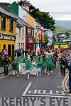 Féile Peile na nÓg 2016 South West Friendship and Respect Parade along the streets of Dingle on Saturday evening.