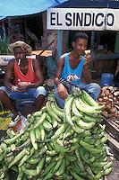 Marketplace,  Santo Domingo, Dominican Republic,