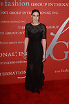 Laura Kosann arrives at The Fashion Group International's Night of Stars 2017 gala at Cipriani Wall Street on October 26, 2017.
