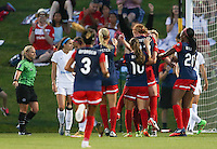 Washington Spirit vs FC Kansas City, July 2, 2016
