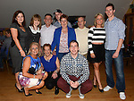 Darragh Maguire celebrating his 21st birthday in the Thatch with his aunts and uncles. Photo:Colin Bell/pressphotos.ie