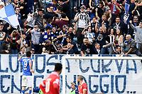 Brescia 30/09/2017 - campionato di calcio serie B / Brescia - Perugia / foto Matteo Gribaudi/Image Sport/Insidefoto<br /> nella foto: esultanza gol Andrea Caracciolo