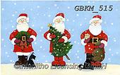 Kate, CHRISTMAS SANTA, SNOWMAN, WEIHNACHTSMÄNNER, SCHNEEMÄNNER, PAPÁ NOEL, MUÑECOS DE NIEVE, paintings+++++Christmas page 7,GBKM515,#x#