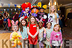 Enjoying the Kare 4 Kidz Charity  Easter Tea Party at the Ashe Hotel on Sunday were Grace Falvey, Isabel McCannon, Sarah McCrohan, Sennit Foster, Eve McEvoy and Leyah McCrohan