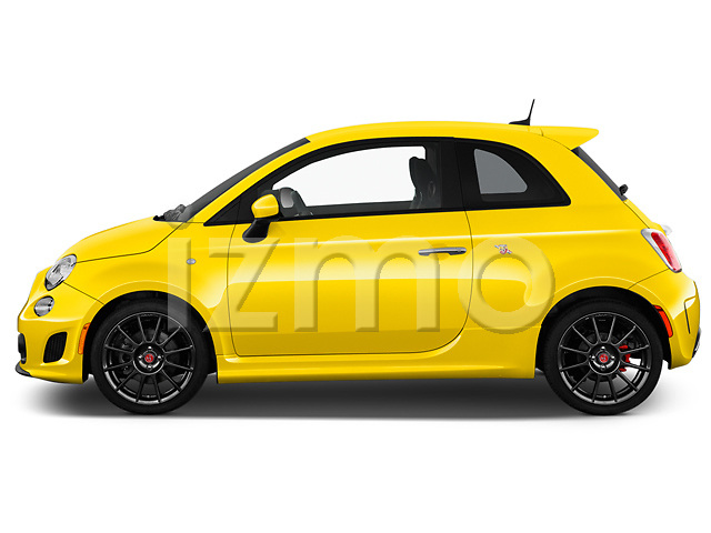2016 Fiat 500 ABARTH 3 Door Hatchback