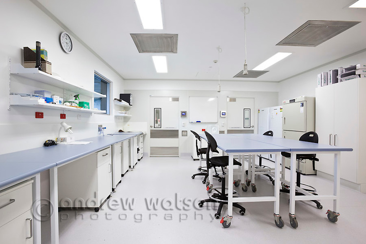 Queensland Tropical Health Alliance Building at James Cook University.  Architecture photography for Hutchinson Builders, July 2011.