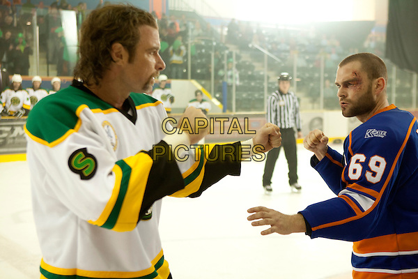 Liev Schreiber & Seann William Scott .in Goon.*Filmstill - Editorial Use Only*.CAP/NFS.Supplied by Capital Pictures.