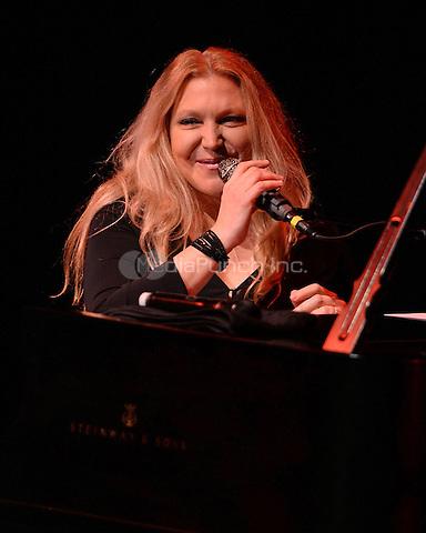FORT LAUDERDALE FL - APRIL 24: Eliane Elias performs at The Broward Center on April 24, 2016 in Fort Lauderdale, Florida. Credit: mpi04/MediaPunch