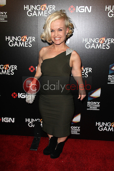 Terra Jole<br /> at &quot;The Hungover Games&quot; Premiere, TCL Chinese 6, Hollywood, CA 02-11-14<br /> David Edwards/Dailyceleb.com 818-249-4998