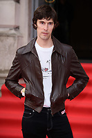 "Clym Evernden<br /> arriving for the premiere of ""The Wife"" at Somerset House, London<br /> <br /> ©Ash Knotek  D3418  09/08/2018"