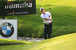 Graeme Storm (ENG) chips onto the 5th green during Day 3 of the BMW Italian Open at Royal Park I Roveri, Turin, Italy, 11th June 2011 (Photo Eoin Clarke/Golffile 2011)
