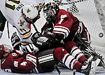 2011-11-22 NCAA: UMass Amherst at Vermont Men's Hockey