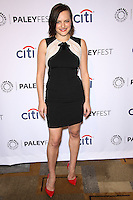 "HOLLYWOOD, LOS ANGELES, CA, USA - MARCH 21: Elisabeth Moss at the 2014 PaleyFest - ""Mad Men"" held at Dolby Theatre on March 21, 2014 in Hollywood, Los Angeles, California, United States. (Photo by Celebrity Monitor)"