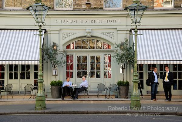 Charlotte Street Hotel, London W1, England