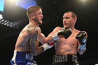 Ryan Walsh defeats Marco McCullough during a Boxing Show at the Copper Box Arena on 20th May 2017