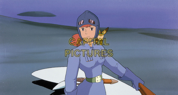 Scene.in Nausicaa of the Valley of the Wind (1984) .*Filmstill - Editorial Use Only*.CAP/NFS.Supplied by Capital Pictures.