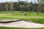 LOCHEM -  oefenen.  Lochemse Golf Club De Graafschap. COPYRIGHT KOEN SUYK