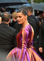 "CANNES, FRANCE. May 18, 2019: Isabeli Fontana at the gala premiere for ""The Most Beautiful Years of a Life"" at the Festival de Cannes.<br /> Picture: Paul Smith / Featureflash"