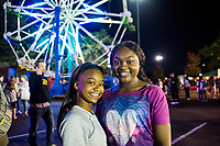 Homecoming Week 2017: Carnival.<br />  (photo by Megan Bean / &copy; Mississippi State University)