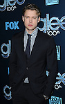 """Chad Overstreet arriving at the"""" GLEE 100th Episode Celebration"""" held at Chateau Marmont West Hollywood, Ca. March 18, 2014."""