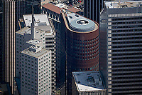 aerial photograph 1 Pine Street residential tower San Francisco