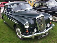 Wolseley Fithteen Fifty Saloon Cars - 1958