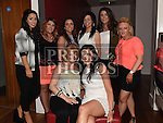 Linda Carroll celebrating her 30th birthday with friends in Brú. Photo:Colin Bell/pressphotos.ie
