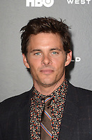 HOLLYWOOD, CA - SEPTEMBER 28: James Marsden at the premiere of HBO's 'Westworld' at TCL Chinese Theatre on September 28, 2016 in Hollywood, California. Credit: David Edwards/MediaPunch