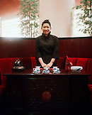 CHINA, Macau, Asia, Sands Macau Hotel, Tea ceremony