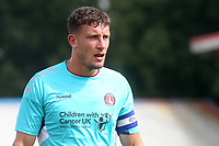 Jason Pearce of Charlton Athletic during Welling United vs Charlton Athletic, Friendly Match Football at the Park View Road Ground on 13th July 2019