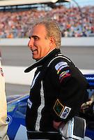 May 2, 2008; Richmond, VA, USA; NASCAR Nationwide Series driver Derrike Cope during the Lipton Tea 250 at the Richmond International Raceway. Mandatory Credit: Mark J. Rebilas-