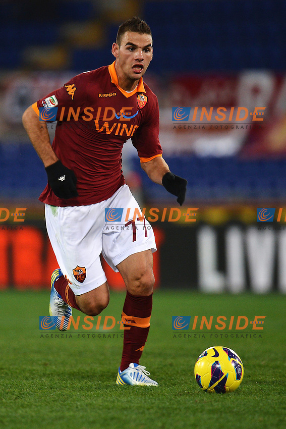 Panagiotis Tachtsidis Roma .Roma 9/12/2012 Stadio Olimpico.Football Calcio 2012/2013 Serie A.Roma Vs Fiorentina.Foto Andrea Staccioli Insidefoto
