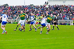 Action from  the Allianz Football League Kerry V Monaghan at Austin Stack Park on Sunday