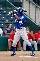 Justin Trapp - AZL Royals (2009 Arizona League).Photo by:  Bill Mitchell/Four Seam Images..