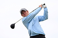 Padraic O'Brien (Co.Louth) on the 16th tee during Round 2 of The East of Ireland Amateur Open Championship in Co. Louth Golf Club, Baltray on Sunday 2nd June 2019.<br /> <br /> Picture:  Thos Caffrey / www.golffile.ie<br /> <br /> All photos usage must carry mandatory copyright credit (© Golffile   Thos Caffrey
