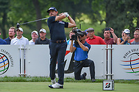 Wade Ormsby (AUS) watches his tee shot on 3 during 4th round of the World Golf Championships - Bridgestone Invitational, at the Firestone Country Club, Akron, Ohio. 8/5/2018.<br /> Picture: Golffile | Ken Murray<br /> <br /> <br /> All photo usage must carry mandatory copyright credit (© Golffile | Ken Murray)