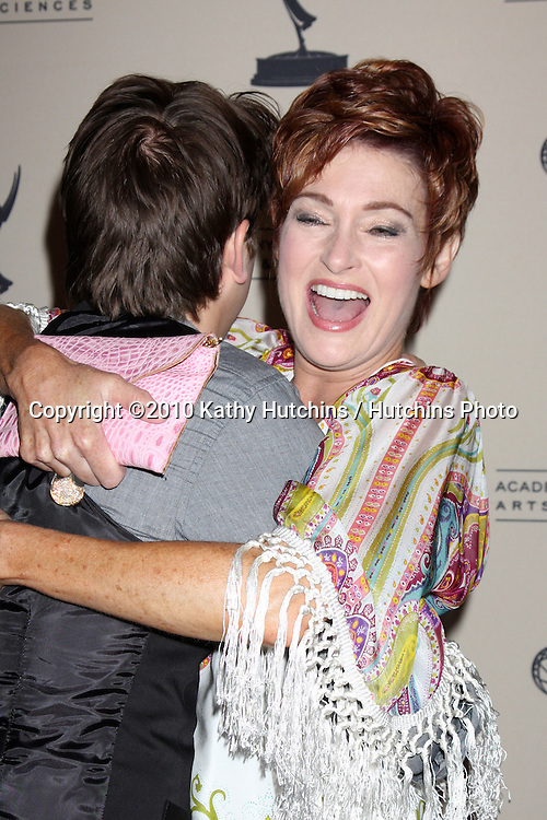 BEVERLY HILLS - JUN 24:  Bradford Anderson & Carolyn Hennesy arrive at the TV Academy's Daytime Programming Peer Group Coctail reception for the 2010 Daytime Emmy Awards Nominees SLS Hotel At Beverly Hills in.Beverly Hills, CA on June 24, 2010...