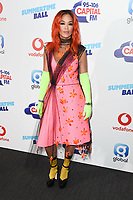 Rita Ora<br /> in the press room for the Capital Summertime Ball 2018 at Wembley Arena, London<br /> <br /> ©Ash Knotek  D3407  09/06/2018