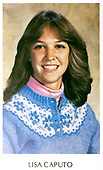 FILE: In this photo copied from the 1981 C.W. Woodward High School yearbook, this is the senior portrait of Lisa Caputo (Nowak) from page 21 of the 1981 C.W. Woodward High School yearbook.<br /> Credit: Ron Sachs / CNP<br /> <br /> Note: For Editorial Use Only - No Commercial Use Whatsoever