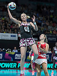 28/10/17 Fast5 2017<br /> Fast 5 Netball World Series<br /> Hisense Arena Melbourne<br /> England v Sth Africa<br /> Zanne-Marie Pienaar<br /> <br /> <br /> <br /> <br /> Photo: Grant Treeby