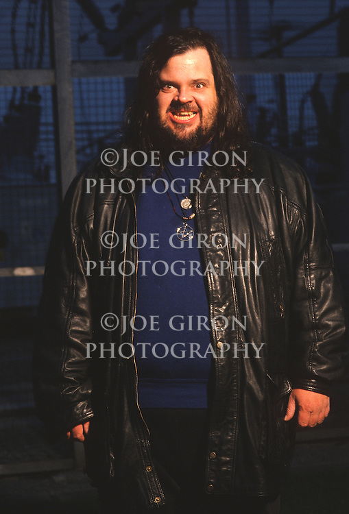 Various portraits & live photographs of the rock band, Tad.