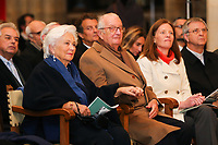 King Albert II of Belgium and Queen Paola of Belgium attend a gala concert - Belgium
