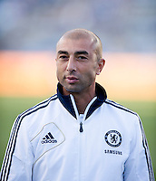 Roberto Di Matteo.  The MLS All-Stars defeated Chelsea, 3-2.