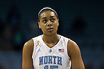 21 December 2013: North Carolina's Allisha Gray. The University of North Carolina Tar Heels played the High Point University Panthers in an NCAA Division I women's basketball game at Carmichael Arena in Chapel Hill, North Carolina. UNC won the game 103-71.