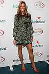 Kelly Killoren Bensimon arrives at the US Open Player Party at The Empire Hotel, August 27, 2010.