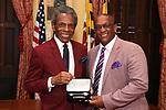 André De Shields Receives Key to City of Baltimore 8/19/19