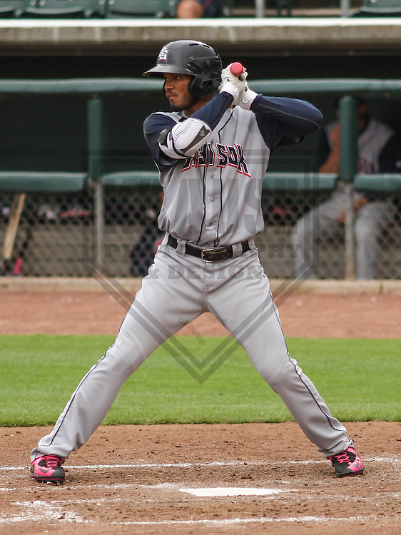 DES MOINES - May 2015: Colorado Springs Sky Sox infielder Luis Sardinas (2) during a Pacific Coast League game against the Iowa Cubs on May 10th, 2015 at Principal Park in Des Moines, Iowa.  Iowa defeated Colorado Springs 14-2.  (Brad Krause/Krause Sports Photography)