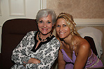 Lee Meriwether - AMC & daughter Lesley (stuntwoman) at 4th Annual Mid-Atlantic Nostalgia Convention in Aberdeen, Maryland. (Photo by Sue Coflin/Max Photos)