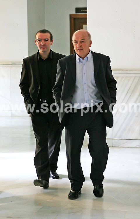 **ALL ROUND PICTURES FROM SOLARPIX.COM**.**WORLDWIDE SYNDICATION RIGHTS**.Pictures from the trial of Scott Harrison in March 2007..These pics show Scott Harrisons Uncle Jack McGill who yesterday took his own life in a nearby woodland by hanging himself in Glasgow..Scott  was arrested by police in the early hours of the morning for being drunken and disorderly after grieving over the loss of his uncle. .This pic:Scott Harrisons,farther..JOB REF:3510- AB1        DATE:15_03_07.**MUST CREDIT SOLARPIX.COM OR DOUBLE FEE WILL BE CHARGED* *UNDER NO CIRCUMSTANCES IS THIS IMAGE TO BE REPRODUCED FOR ANY ONLINE EDITION WITHOUT PRIOR PERMISSION*