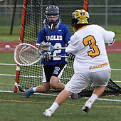 Clarkston vs Utica Eisenhower at Troy Athens, Boys Varsity Lacrosse, 5/28/14